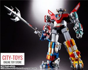 Fantasy Jewel Voltron Set