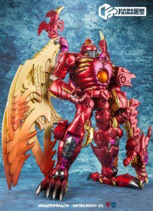 JiangXing MB01 Winged Dragon Megatron