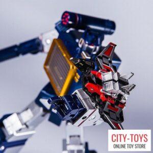 Transformers THF-01J not Soundwave G1 - Blue version Single Cassette
