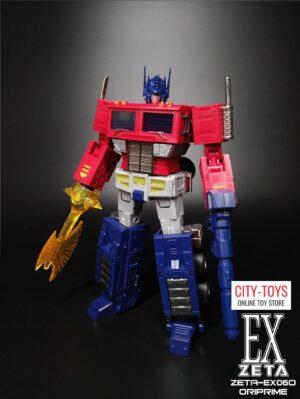 Zeta EX06O OriPrime not Optimus Prime