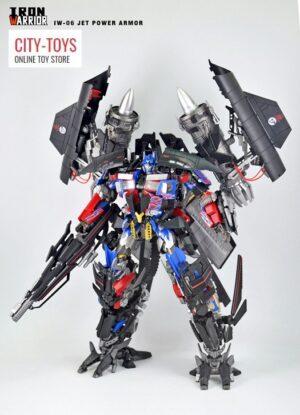 Iron Warrior - IW-06 - MPM04 - LT02 - Add On Kits1