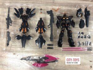 ROBOT PLAN B not Unicron 1/144 Black with Full Weapon Gundam