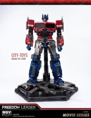 ToyWorld - TW-F09 - Freedom Leader - Deluxe Version