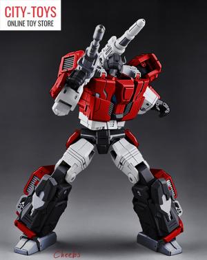 Generation Toy GT11 Redbull