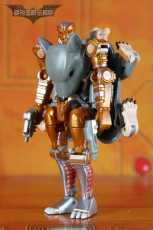 Transform Element - TE MM002 Mouse RATTRAP BEAST WAR