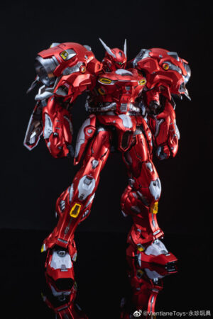 VientianeToys - Moshow - Red Horn Horse