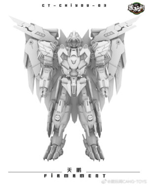 CANG-TOYS - CT-Chiyou-03 - Firmament - Predaking Combiner