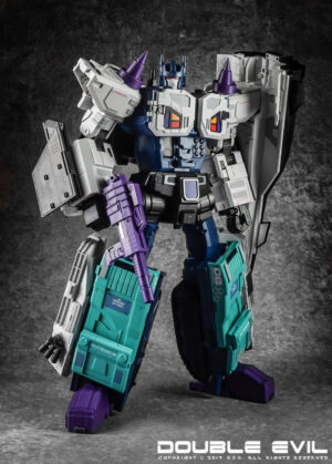 Fans Hobby - FH MB-08 - Double Evil - Reissue
