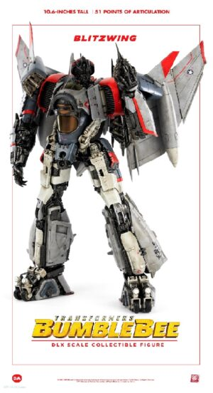 Hasbro x 3A Presents BLITZWING - Transformers BUMBLEBEE DLX Scale Collectible Series 4