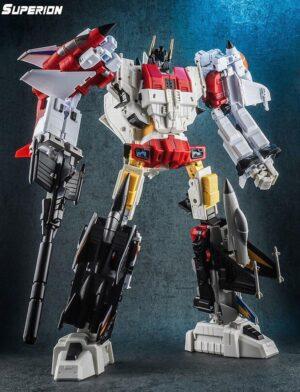 Transformers Jujiang Superion Combiner