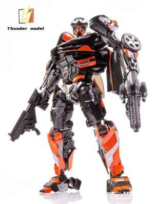 THUNDER MODEL TH-01 TH01 Hotrod KO