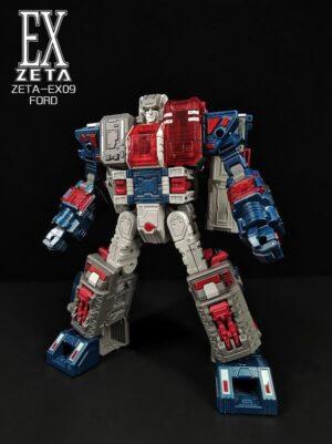 TW ZETA-EX09 Ford (Fortress Maximus)