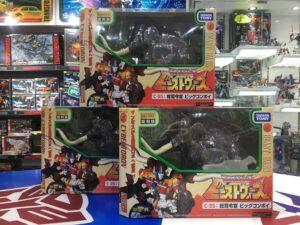 Takara Tomy - Mammoth Optimus Prime Beast War