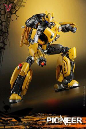 ZetaToys - ZV01 ZV-01 - Pioneer - Bumblebee