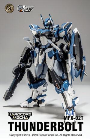CCSToys - MFX-02T - Hardcore ThunderBolt