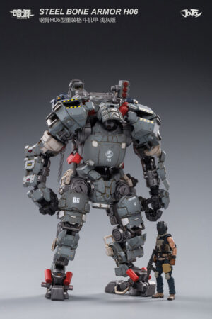 JOYTOY - Steel Bone Armor H06 - Grey