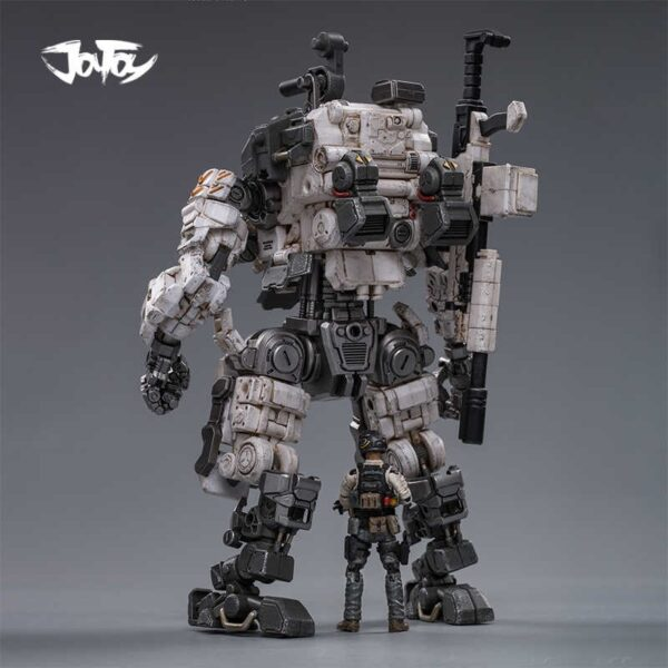 JOYTOY - Steel Bone Armor White