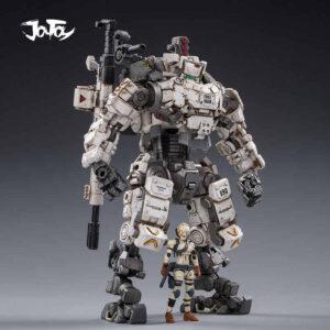 JOYTOY - Steel Bone Armor White