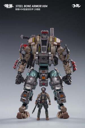 JOYTOY - Steel Bone H04 Quick Strike Armor - Sand Green