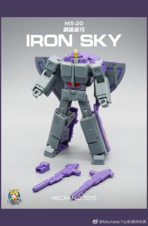 MS-20 Iron Sky - not Astrotrain