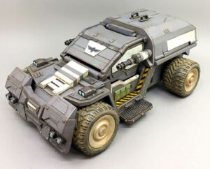 Rhino Assault Armored Vehicle