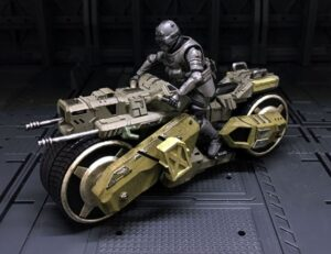 Rhino Assault Cheetah Field Motorcycle