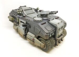 Rhino Assault Mammoth Armored Vehicle