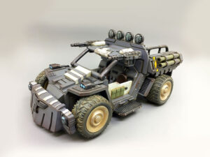 Rhino Assault Troop Carrier