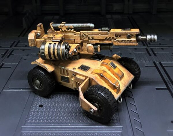Rhino Assaut Long Sword Artillery Car