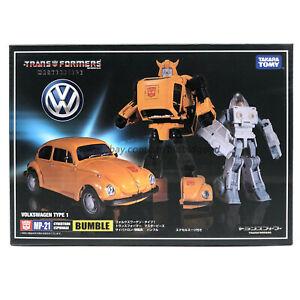 Transformers G1 MP21 Bumblebee KO