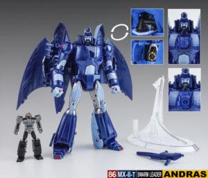 X-Transbots MX-2T Andras