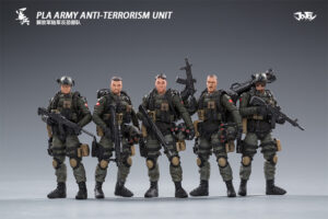 PLA Army Anti-Terrorism Unit Scale Set