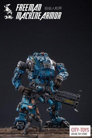 JOYTOY – Freeman Machine Armor (Navy)