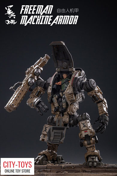 JOYTOY – Freeman Machine Armor (Sand)