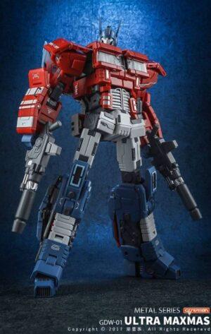 GCreation Ultra Maxmas Optimus Prime