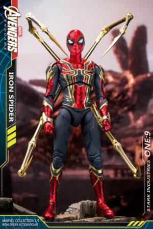 M.W Culture - MW-Iron Spider
