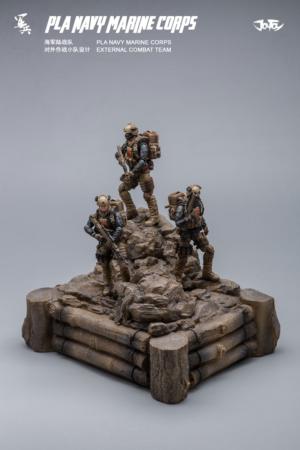 JOYTOY Diorama Combat Base
