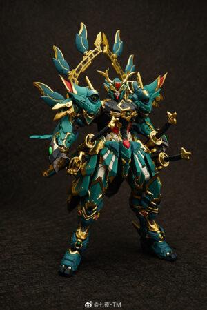 TM001 Astray Gundam Azure Dragon