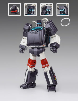 X-Transbots - MX-8T - Aegis - G1 TV Version - Reissue