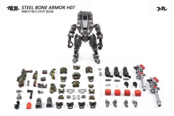 JOYTOY STEEL BONE H07