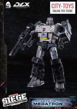 3A - Siege - DLX Megatron