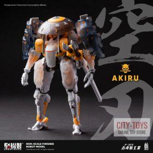Earnestcore Craft - Robot Build - HCZZRB-09 - Akiru