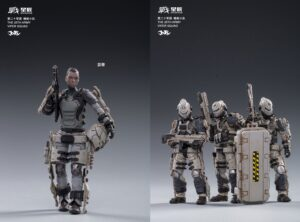 JOYTOY THE 12TH ARMY VIPER SQUAD