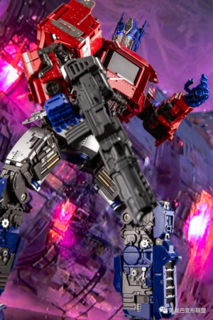 BMB AOYI LS13 Optimus Prime Bumblee Movie