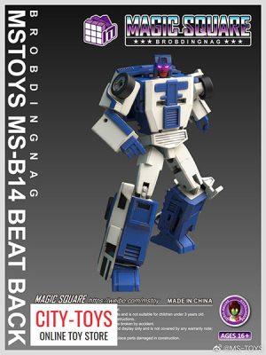 Magic Square - MS-Toys - MS-B14 B15 - Beat Back Collide