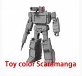 Newage - NA H21EX - Scaramanga - Toy Version - Limited