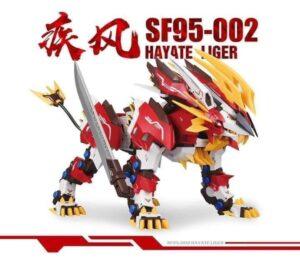 SUPERNOVA SF95-002 Hayate Liger