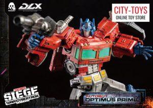 Siege - DLX Optimus Prime