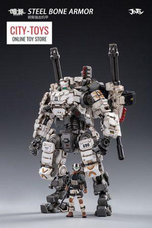 JOYTOY – Steel Bone Armor White (Special)