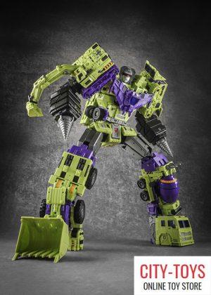 ToyWorld Constructor - TW-C07X - Devastator - Limited